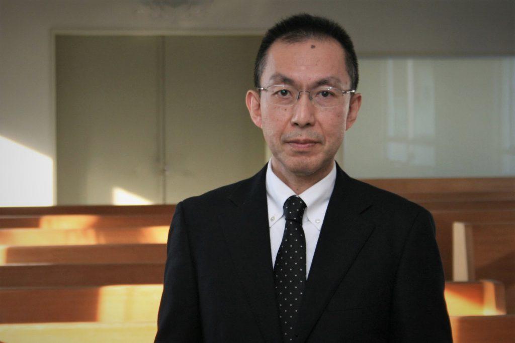 池田 多実男 牧師